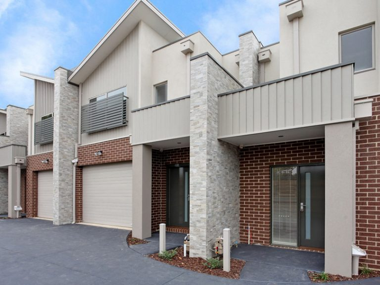 Boronia (Five Townhouses)