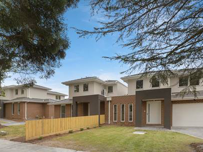 Burwood (Five Townhouses)