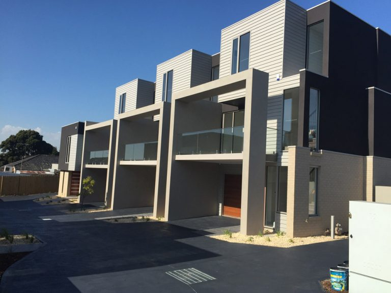Burwood (Seven Townhouses)