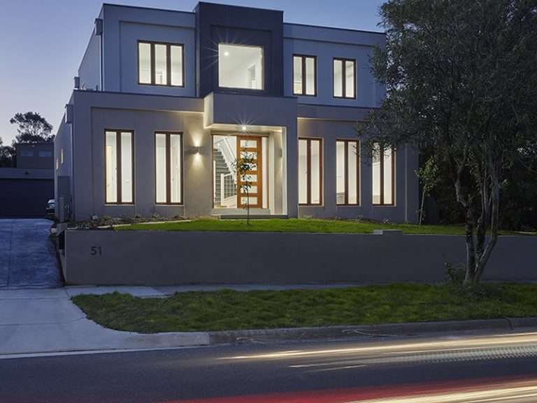 Burwood (Two Townhouses)